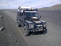 Defendrem po Islandu 2012