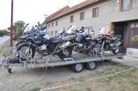 Vlek s motorkama